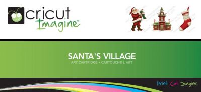 normal ImagineArt SantasVillage FrontCover